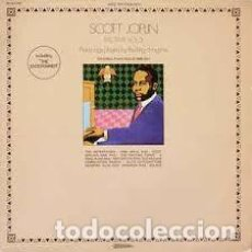 Discos de pizarra: SCOTT JOPLIN - RAGTIME VOL. 3 - PIANO RAGS PLAYED BY THE KING OF RAGTIME - ORIGINAL PIANO ROLLS 1896. Lote 101382607