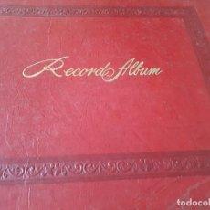 Discos de pizarra: ALBUM DISCOS DE PIZARRA EL MOCHUELO. Lote 101745907