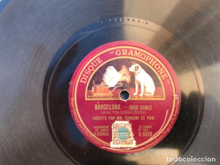 Discos de pizarra: Fantastico lote de 8 discos pizarra, gramola - Foto 13 - 103870727
