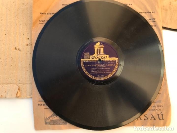 Discos de pizarra: Fantastico lote de 8 discos pizarra, gramola - Foto 16 - 103870727