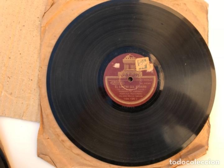 Discos de pizarra: Fantastico lote de 8 discos pizarra, gramola - Foto 17 - 103870727