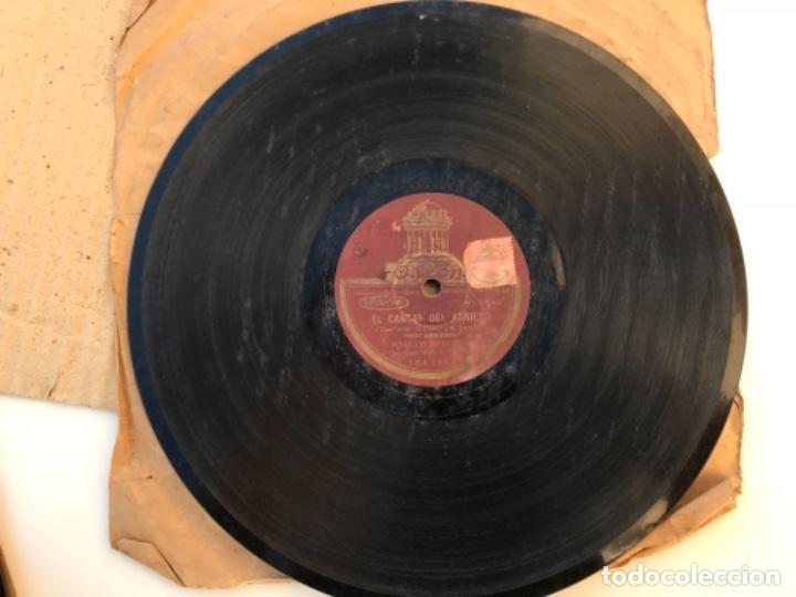 Discos de pizarra: Fantastico lote de 8 discos pizarra, gramola - Foto 19 - 103870727