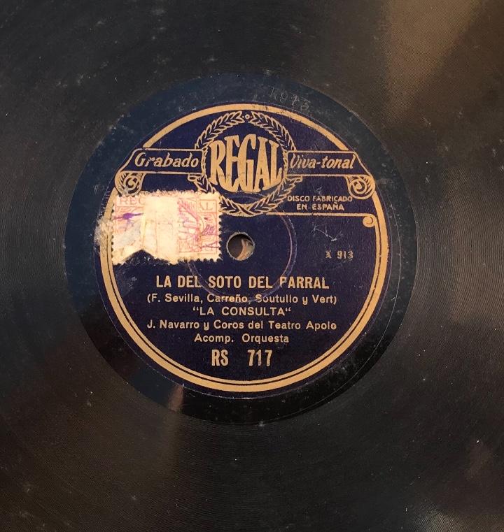 Discos de pizarra: Fantastico lote de 8 discos pizarra, gramola - Foto 27 - 103870727