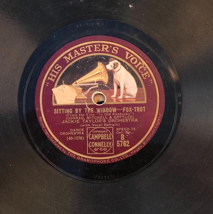 Discos de pizarra: Fantastico lote de 8 discos pizarra, gramola - Foto 29 - 103870727