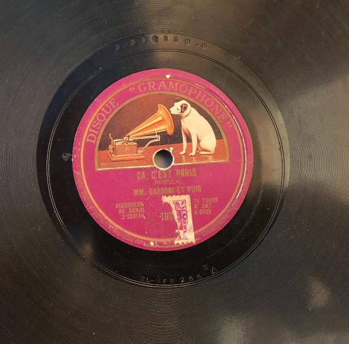 Discos de pizarra: Fantastico lote de 8 discos pizarra, gramola - Foto 32 - 103870727