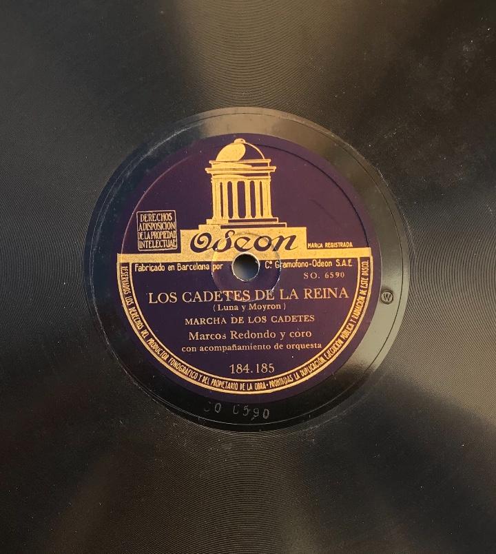 Discos de pizarra: Fantastico lote de 8 discos pizarra, gramola - Foto 35 - 103870727