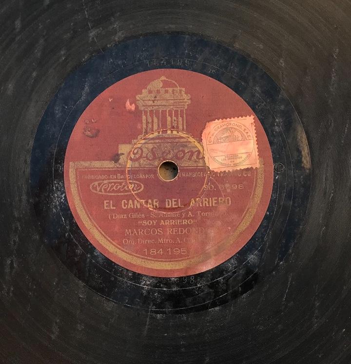 Discos de pizarra: Fantastico lote de 8 discos pizarra, gramola - Foto 37 - 103870727