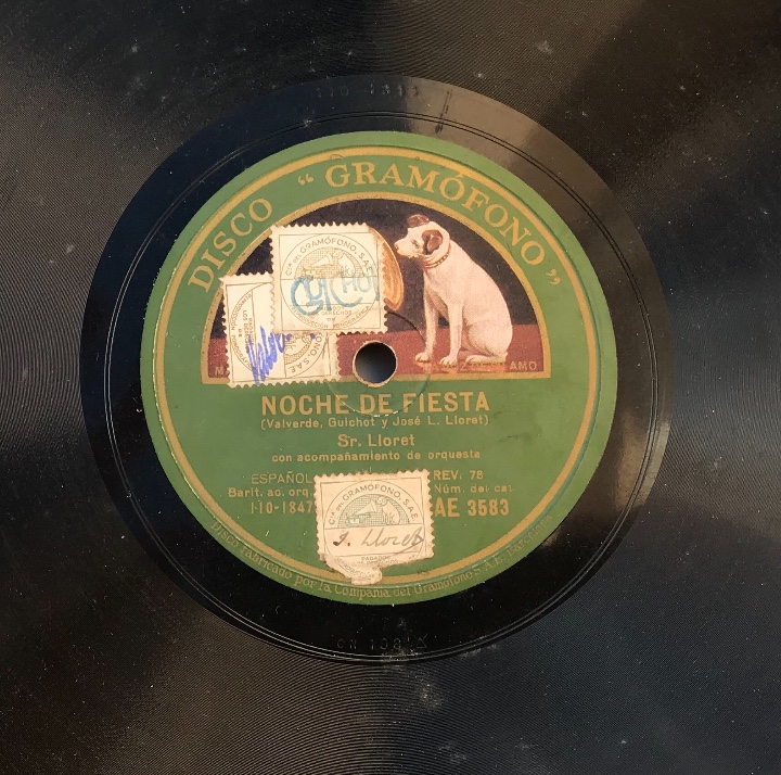 Discos de pizarra: Fantastico lote de 8 discos pizarra, gramola - Foto 38 - 103870727