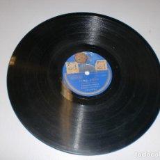 Discos de pizarra: FUMA FUMA & AÚN HAY CLASES. Lote 104020547