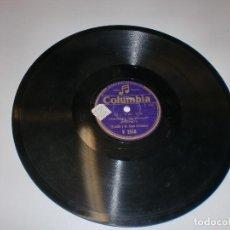 Discos de pizarra: O, YA YA & EL PICCOLINO. Lote 104020683