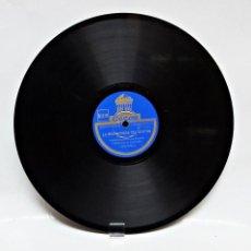 Discos de pizarra: DISCO DE PIZARRA ODEON DE FRANCISCO CANARO.. Lote 104092043