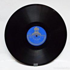 Discos de pizarra: DISCO DE PIZARRA ODEON DE MARIO VISCONTI. Lote 104092427