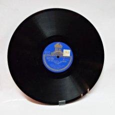 Discos de pizarra: DISCO DE PIZARRA ODEON DE CHARLO Y ORQ.F.CANARO. Lote 104278731