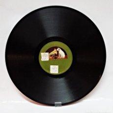 Discos de pizarra: DISCO DE PIZARRA GRAMOFONO DE LA DEL SOTO DEL PARRAL.. Lote 104310399