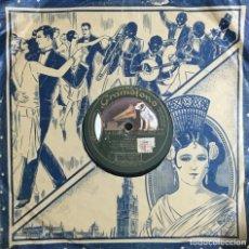 Discos de pizarra: LA CORTE DE FARAÓN. SRES. GONZALITO Y MARINER. DISCO PIZARRA,10 PULGADAS. D-PIZARRA-0017. Lote 108794039