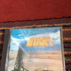Discos de pizarra: GIGANTE BSO GIANT CD. Lote 110081191