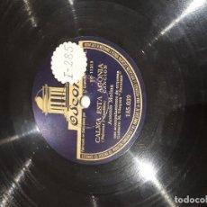 Discos de pizarra: BARQUITO DE MI AMOR DISCO DE PIZARRA ANTONIO MOLINA. Lote 111408127