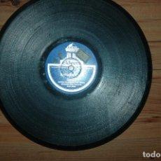Discos de pizarra: DISCO PIZARRA ODEON . BANDA INGENIEROS MADRID . ESPAÑA CAÑI / LA REGOLVEDERA -JOTA ARAGONESA. Lote 111513607