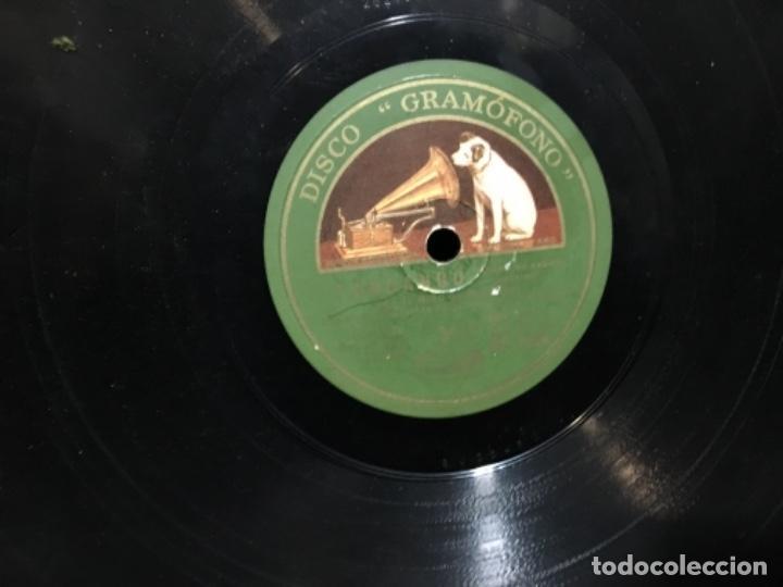 Discos de pizarra: Disco pizarra la voz de su amo pepe marchena cartagenera - Foto 3 - 112007711