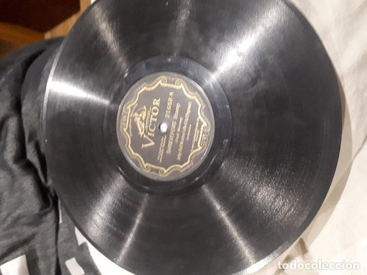 Discos de pizarra: Disco de pizarra Jelly Roll Morton jazz - Foto 4 - 112068115