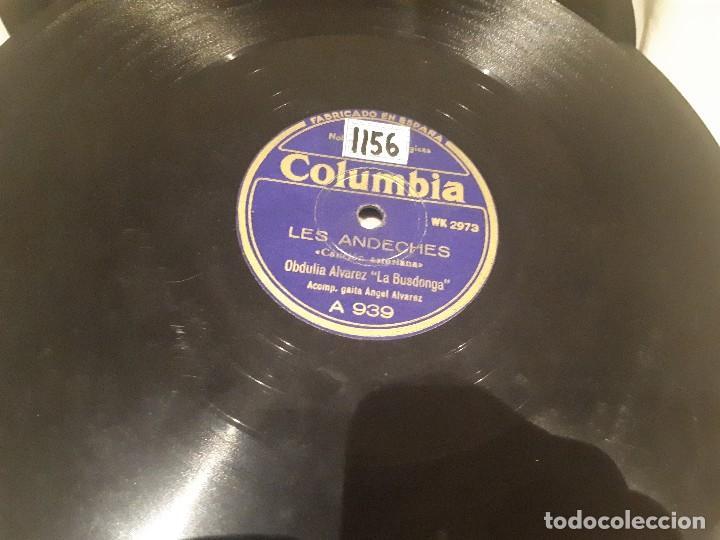 Discos de pizarra: Disco de pizarra Obdulia Alvarez( La Busdonga) - Foto 2 - 112105151