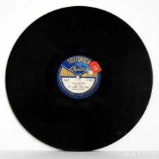 Discos de pizarra: NAT KING COLE - THE KING COLE TRIO - LILLETTE / JET. DISCO DE PIZARRA. Lote 112362235
