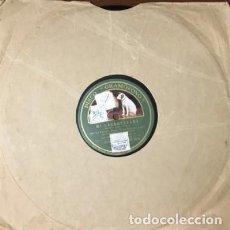 Discos de pizarra: LA YANKEE, ALADY, NENA RUBENS Y CORO CON ACOMPAÑAMIENTO DE ORQUESTA. MI LAGARTERANA. D-PIZARRA-0150. Lote 113503203