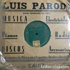 Discos de pizarra - PILAR ARCOS. CURRITO DE LA CRUZ, EL TRIANERO. VV.AA. D-PIZARRA-0173 - 113598215