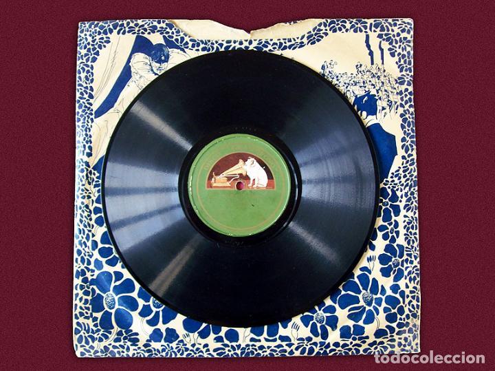 """DISCO PARA GRAMÓFONO – """"DINAH – AKST / BAM, BAM BAMMY SHORE ( HENDERSON )"""" (Música - Discos - Pizarra - Otros estilos)"""