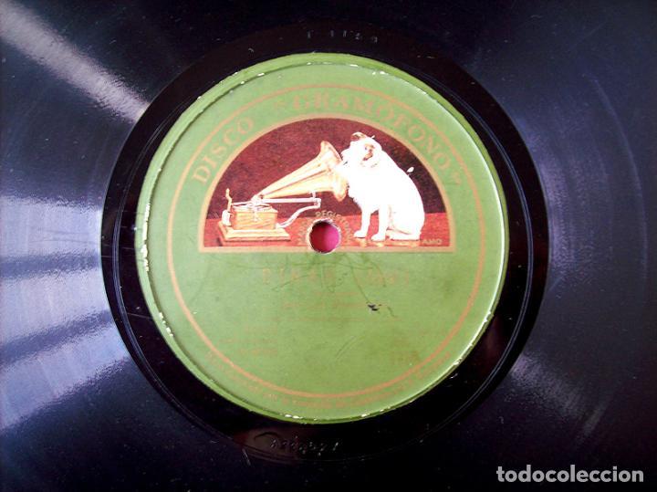 """Discos de pizarra: DISCO PARA GRAMÓFONO – """"DINAH – AKST / BAM, BAM BAMMY SHORE ( HENDERSON )"""" - Foto 2 - 114788691"""