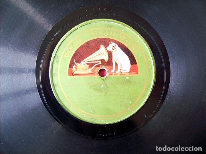 """Discos de pizarra: DISCO PARA GRAMÓFONO – """"DINAH – AKST / BAM, BAM BAMMY SHORE ( HENDERSON )"""" - Foto 3 - 114788691"""