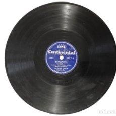 Discos de pizarra: AMALIA RODRIGUES, FADO, AL MOURARIA-SARDINHEIRAS.. Lote 114862623