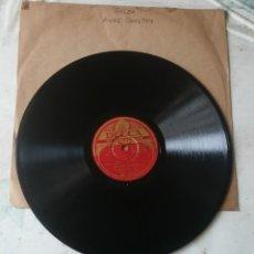 Discos de pizarra: ANNE SHELTON: AMADO MIO (GILDA) / YO BAILARE EN TU BODA (DECCA COLUMBIA 1946). Lote 115045643