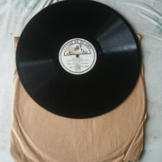 Discos de pizarra: RAFAEL MEDINA CON TRIO VOCAL HERMANAS RUSSELL: RIO DE JANEIRO / SAHARA (LA VOZ DE SU AMO 194?). Lote 115150439