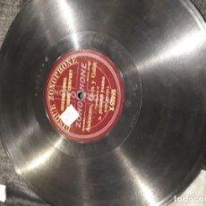 Discos de pizarra: DISCO DE PIZARRA JUANITO PARDO. Lote 115199919