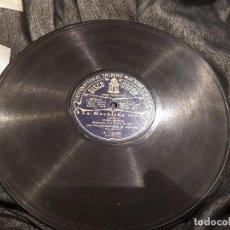Discos de pizarra: CONSUELO FORNARINA DISCO DE PIZARRA. Lote 115291119