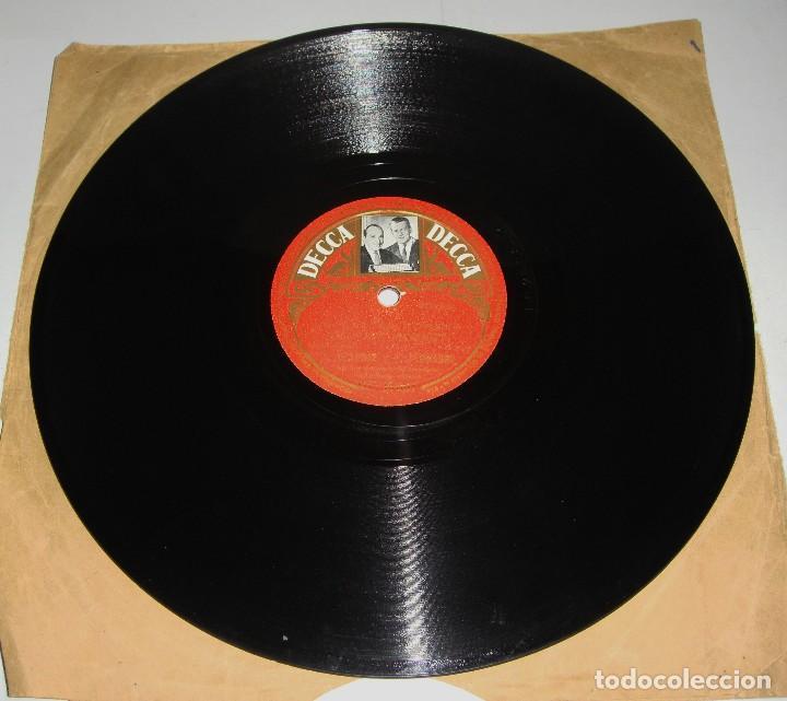 DISCO DE PIZARRA. EL TERCER HOMBRE. EL CAFE MOZART. HARRY LIME. (Música - Discos - Pizarra - Bandas Sonoras y Actores )