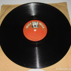 Discos de pizarra: DISCO DE PIZARRA. EL TERCER HOMBRE. EL CAFE MOZART. HARRY LIME.. Lote 115563703