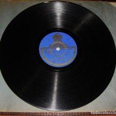 Discos de pizarra: DISCO DE PIZARRA. ORQUESTA DE SAM LANIN. NO, NO, NANETTE.. Lote 115717351