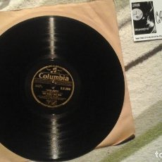 Discos de pizarra: WILBUR EVANS(SOUTH PACIFIC) SOME ENCHANTED EVENING /THIS NEARLY WAS MINE COLUMBIA D.B. 2956. Lote 115731959