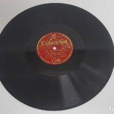 Discos de pizarra: BING CROSBY CON XAVIER CUGAT . LOS TRES CABALLEROS. Lote 115926755