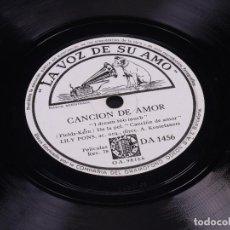 Discos de pizarra: DISCOS DE PIZARRA PARA GRAMOFONO, ALBUM CON 12 UDS.. Lote 116480211