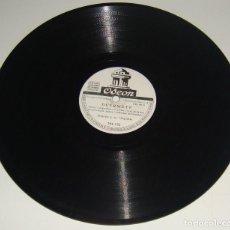 Discos de pizarra: MIGNON Y SU ORQUESTA - DUERMETE / DI POR QUE - MIGNON. Lote 116675695