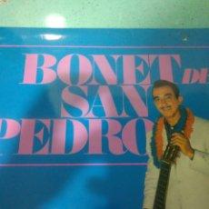 Discos de pizarra: LIQUIDACION BONET DE SAN PEDRO, VERGARA. Lote 116725362