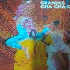 Discos de pizarra: MANUEL ITTURIA GRANDES CHA-CHA-CHA DE 1973. Lote 116726422