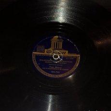Discos de pizarra: DISCOS 78 RPM - PEPE BLANCO - ORQUESTA - TANGO - PIZARRA. Lote 117529615