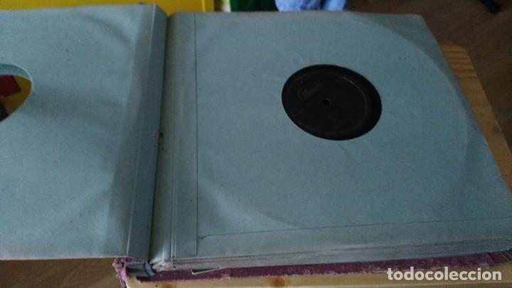 Discos de pizarra: lote 11 disco pizarra para gramofono - Foto 2 - 117616755