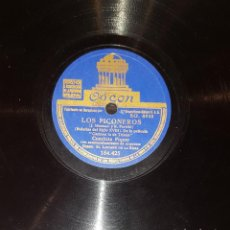 Discos de pizarra: DISCOS 78 RPM - CONCHITA PIQUER - ORQUESTA - CARMEN LA DE TRIANA - PIZARRA. Lote 117623115