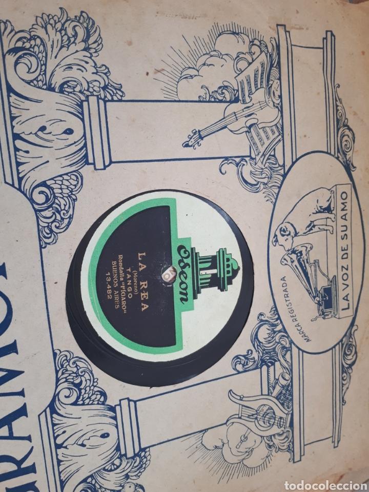 Discos de pizarra: Irresistible TANGO disco de pizarra Odeon - Foto 2 - 118044092