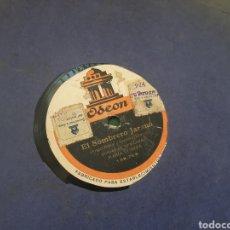 Discos de pizarra: MARIA CONESA DISCO DE PIZARRA. Lote 118044495